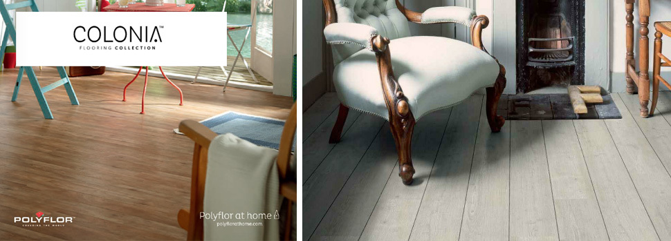 Polyflor Luxury Vinly Tile